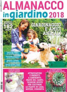 Almanacco 2018 in giardino
